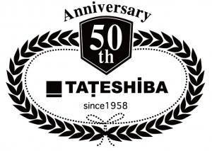 50周年記念ロゴデザイン
