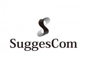 女性向けのブランド価値を高める会社サジェスコムのロゴマークデザイン