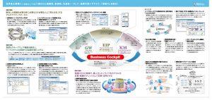 EIP製品でビジネスコックピットを実現するパンフレット